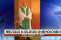 Islamic State group kills priest in Western church attack