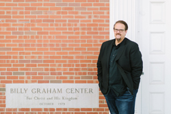 Stetzer undergirds evangelism at Billy Graham Center