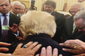 Oval Office prayer gathering 'encouraging,' 'humbling'