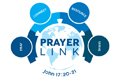 PrayerLink expresses its mission in logo's redesign