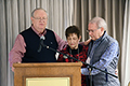Baptist communicators honor Blume